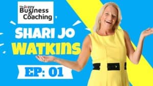 Motivational speaker, Shari Jo Watkins journey as Coach, Speaker & Tech Consultant!